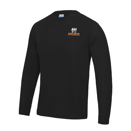 Charlie Garforth Fitness Long Sleeve T-shirt