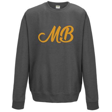 Monk Bretton CC Sweatshirt - Graphite