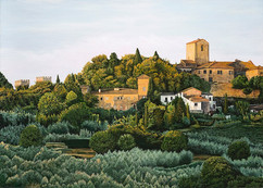 Panzano Tuscany
