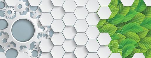 Neo composite Eco green