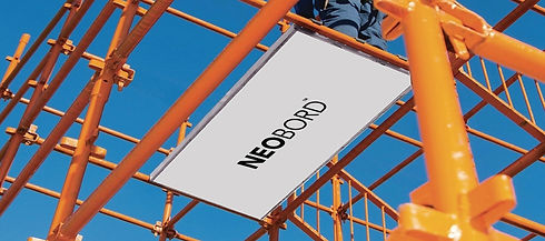 NEOBORD™ Scaffold Boards system