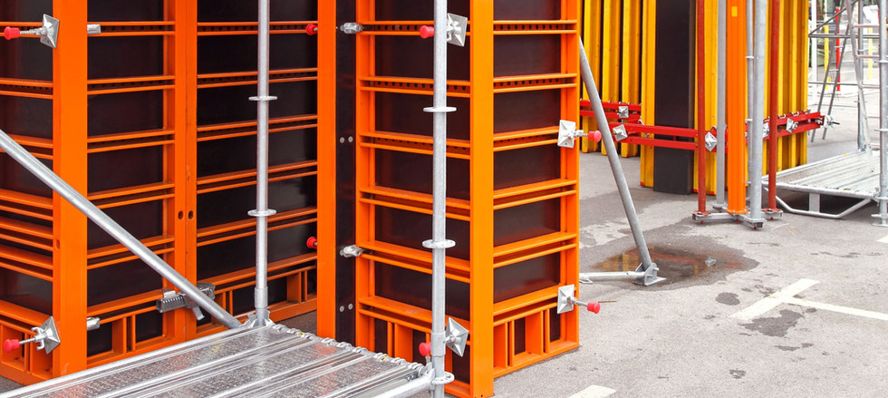 Shoring & Forming Systems