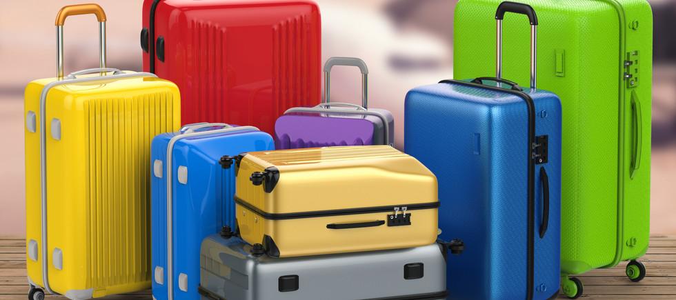 Composite Suitcases