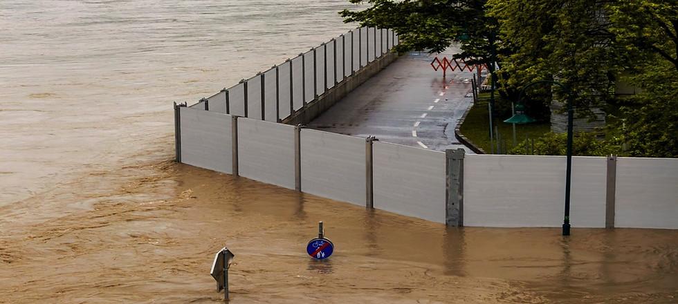 Flood-Barrier Systems