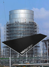 """NEOBORD™  Composite Scaffolding  Innovational Multi-Layered Glass-Fiber Reinforced Composite """"Sandwich"""" Scaffolding Boards, Ultra-Lightweight, Super-Strong, Superior Longevity, Safety & Efficiency  Drastically reduce Labor, Materials, Logistics & Maintenance Costs, Highly Cost-Effective & Extended economical product Lifespan; Customizable to fit all global standard systems"""