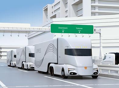 Neo composite Trucks