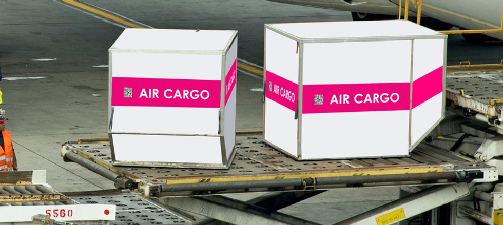 Air-Shipping Containers