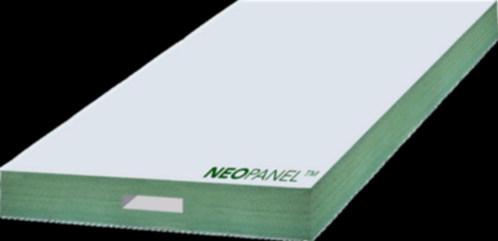 "NEOPANEL™ Panels Series.  Advanced Composite Technology.  Smart ""Bundled-Technologies"" empower development of innovational housing construction"