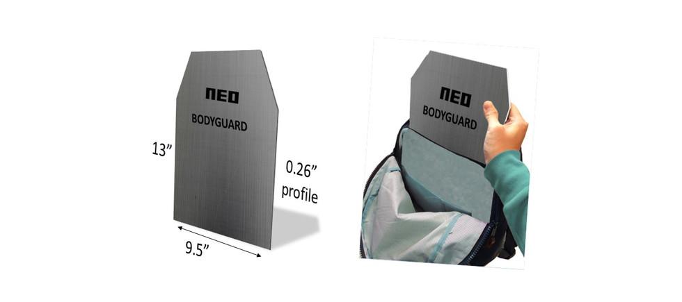 Composite Armor-Plates
