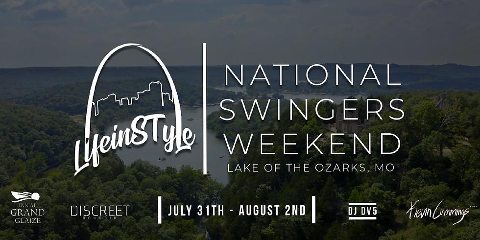 LifeinSTyLe National Swingers Weekend