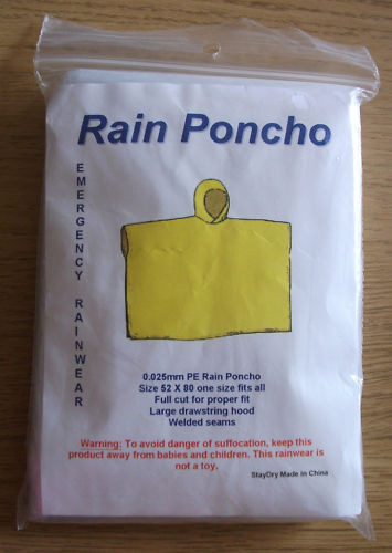 "The Psychological Poncho - A valuable addition to your ""Emotional Agility"" toolbox"