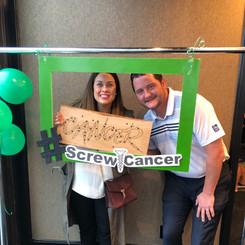 Screw Cancer Fundraiser