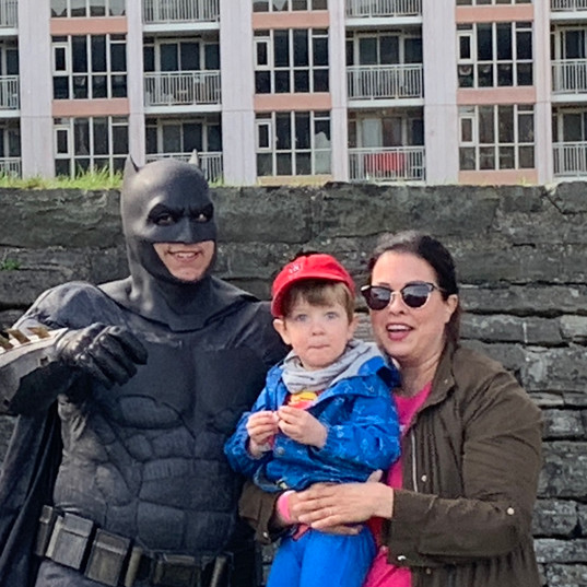 Superheroes for Sick Kids Hospital