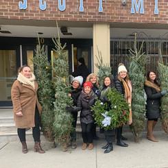 Scott Mission Christmas Tree Donations