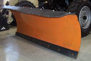 Pacocha - Steel Cutting Edge on ATV Snow Plow