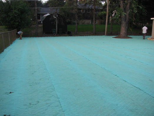 Seed Germination Blanket - Pacocha Landscaping Services