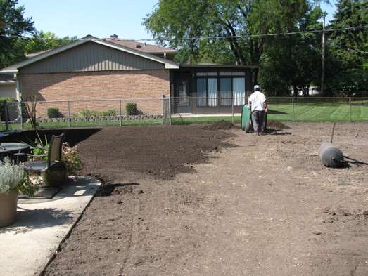 Soil Preparation for Grass Seed Planting - Pacocha Landscaping Services