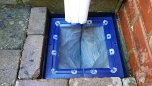 Pacocha - 12 x 12 Catch Basin Filter Installed
