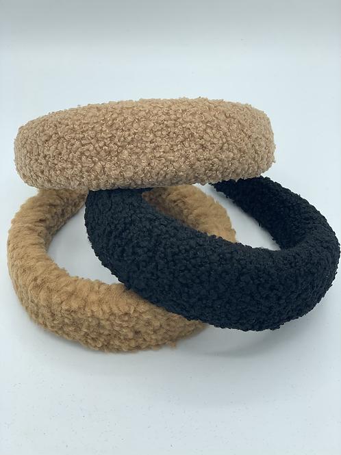 Teddy Headband Bundle x 3