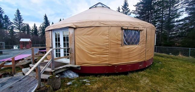 40' School Yurt