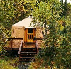 Alaska Huts: Manitoba Cabins