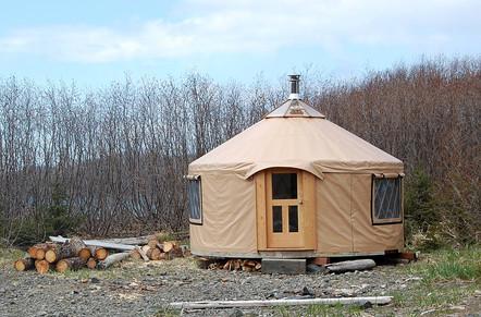 16' Yurt