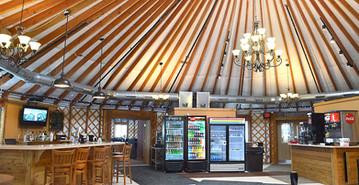 40' Ski Lodge Yurt