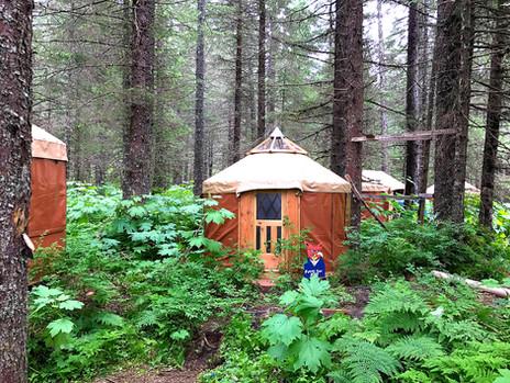 12' Nauti Otter Yurt