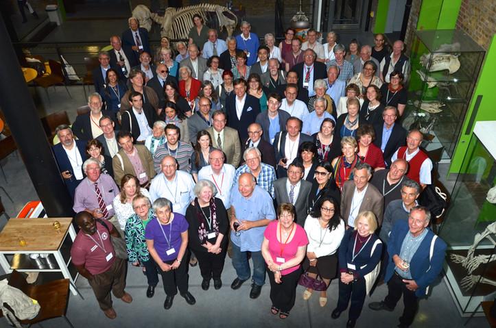 WAHVM Reception Royal Veterinary College
