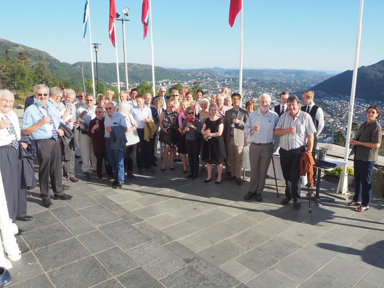 Bergen Congress Delegates
