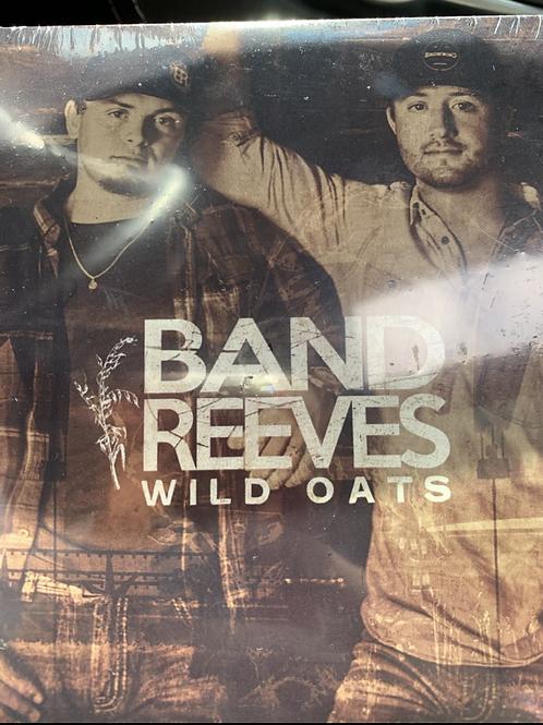 Wild Oats EP - hard copy