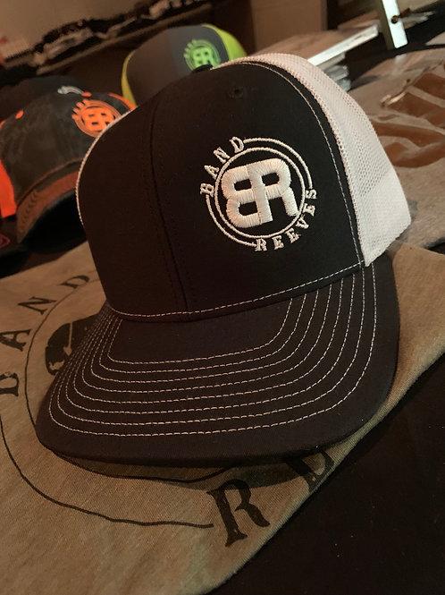 Band Reeves Logo Hat black/white