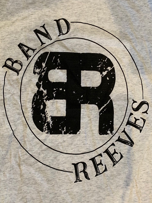 Band Reeves White Logo T-Shirt