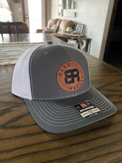 Leather Logo Hat - Richardson 112