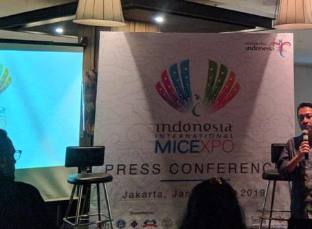 Indonesia International MICE Expo 2020 Targetkan Transaksi Rp 50 M