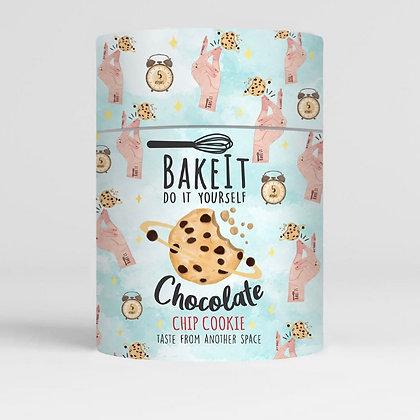 """תערובת להכנת עוגיות שוקולד צ'יפס """"BakeIt"""""""