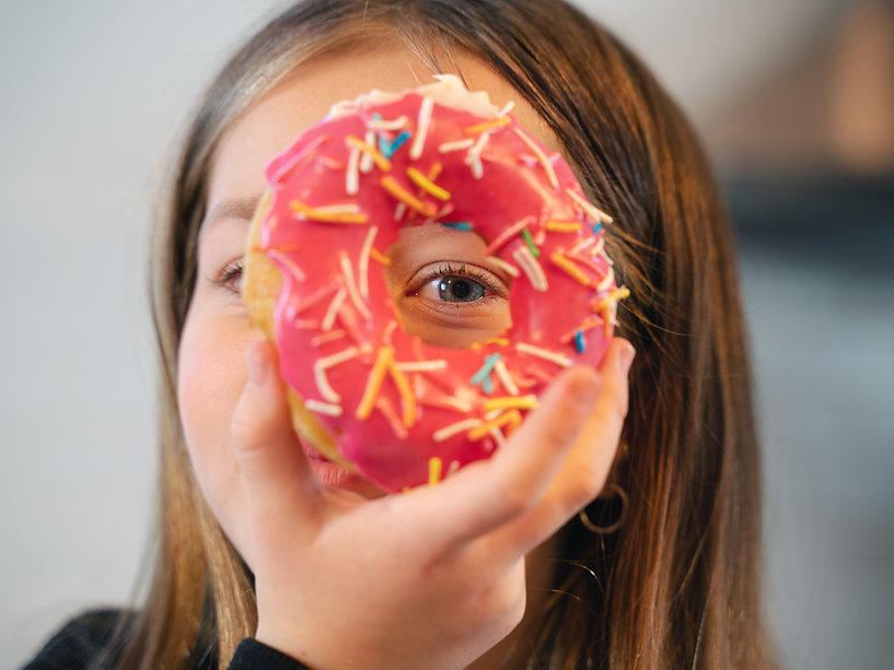 bakeit doughnut's דואנטס בייקאיט