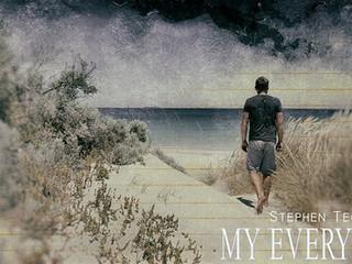 Stephen Tecknoff new single cover.
