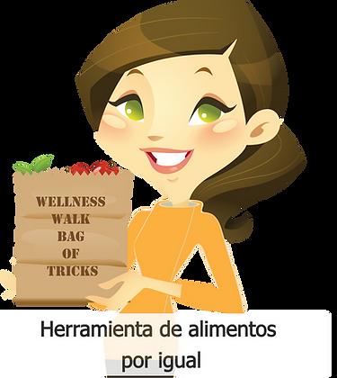 Food Alike Worksheet - Spanish