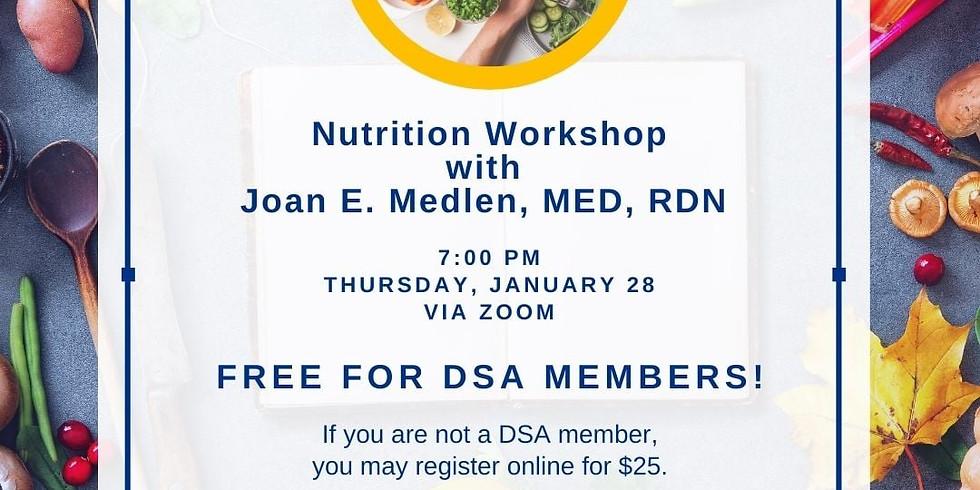 "Down Syndrome Association of Alabama ""Nutrition Workshop"""