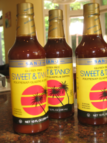 San-J Gluten-free Sweet and Tangy Sauce