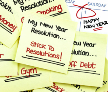 Stick to that New Year Resolution