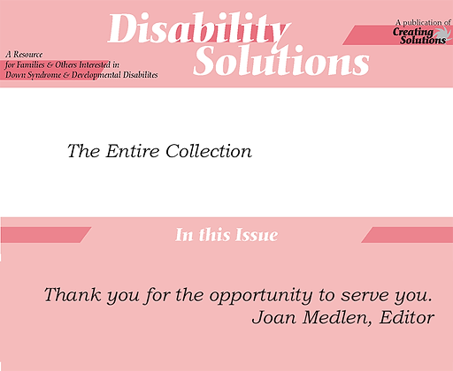Disability Solutions: the Collection