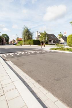 Heule, Heulsestraat-Zuidstraat