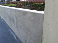 betonwerken, gieten inrit Kuurne