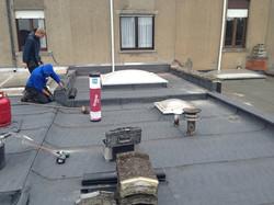 plat dak - roofing 13