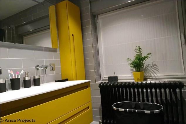 Het effect van kleur in badkamers