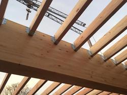 dakwerken school Gentbrugge - aanvang werken2