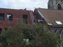 dakwerken nieuwbouw residentie d'heulebeeck 2