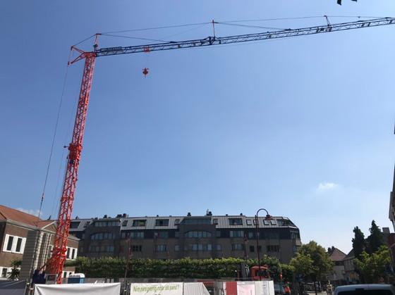 Nieuwe torenkraan A47, 6 ton hefvermogen